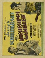 The Mississippi Gambler movie poster