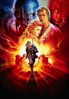 Flesh And Blood movie poster
