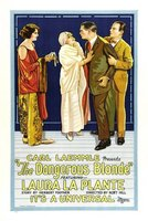 The Dangerous Blonde movie poster