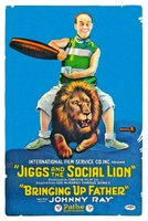 Jiggs and the Social Lion movie poster