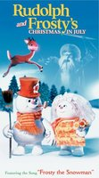 Rudolph and Frosty's Christmas in July movie poster