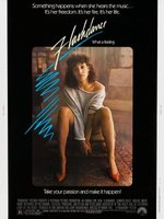 Flashdance movie poster