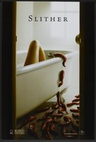 Slither movie poster