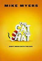 The Cat in the Hat movie poster