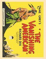 The Vanishing American movie poster