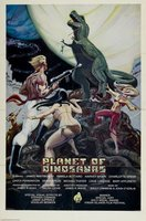 Planet of Dinosaurs movie poster