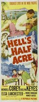 Hell's Half Acre movie poster