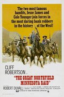 The Great Northfield Minnesota Raid movie poster