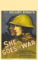 She Goes to War movie poster
