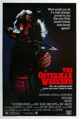 The Osterman Weekend poster #637214