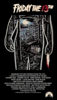 Friday the 13th poster #637234