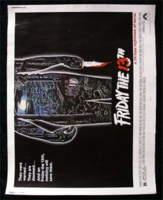 Friday the 13th poster #637235