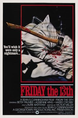 Friday the 13th poster #637237