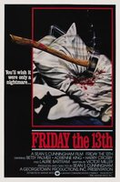 Friday the 13th #637237 movie poster