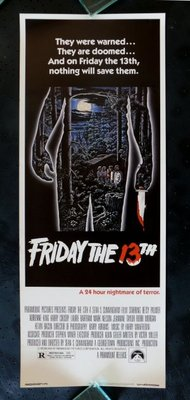 Friday the 13th poster #637239