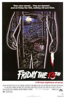 Friday the 13th #637240 movie poster