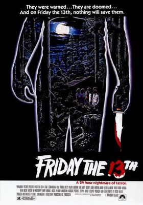 Friday the 13th poster #637241