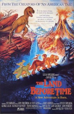 The Land Before Time poster #637313