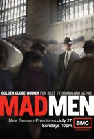 Mad Men #637370 movie poster