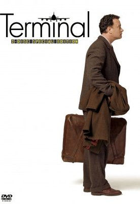 Image result for the terminal movie poster