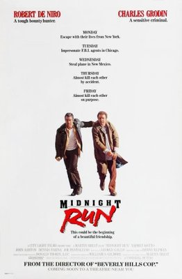 Midnight Run poster #638287