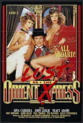Lust on the Orient-Express poster #638345