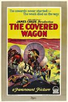 The Covered Wagon movie poster