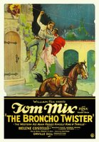 The Broncho Twister movie poster