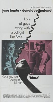 Klute poster #639125