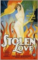 Stolen Love movie poster