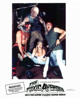 The Toxic Avenger poster #639241