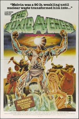 The Toxic Avenger poster #639243