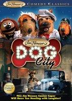 Jim Henson's Dog City: The Movie movie poster