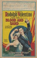 Blood and Sand movie poster