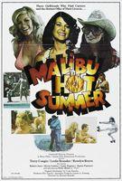 Sizzle Beach, U.S.A. movie poster