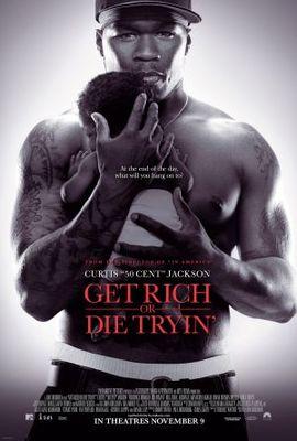 Get Rich or Die Tryin' movie poster