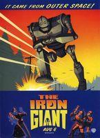 The Iron Giant movie poster