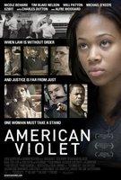 American Violet movie poster