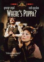 Where's Poppa? movie poster
