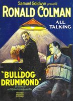 Bulldog Drummond movie poster
