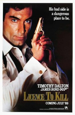 Licence To Kill poster #640587