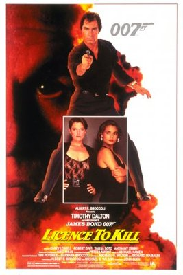 Licence To Kill poster #640589