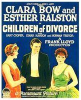 Children of Divorce movie poster