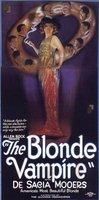 The Blonde Vampire movie poster
