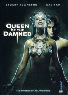 Queen Of The Damned    2002 Movie Posters Classic /& Vintage Cinema