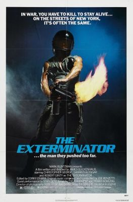 The Exterminator poster #641042