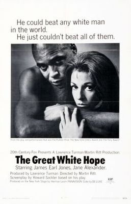 The Great White Hope poster #641196