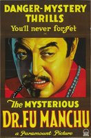 The Mysterious Dr. Fu Manchu movie poster