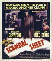 Scandal Sheet movie poster