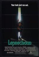 Leprechaun movie poster